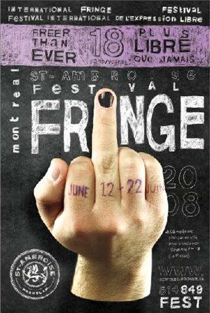 Montreal Fringe 2008